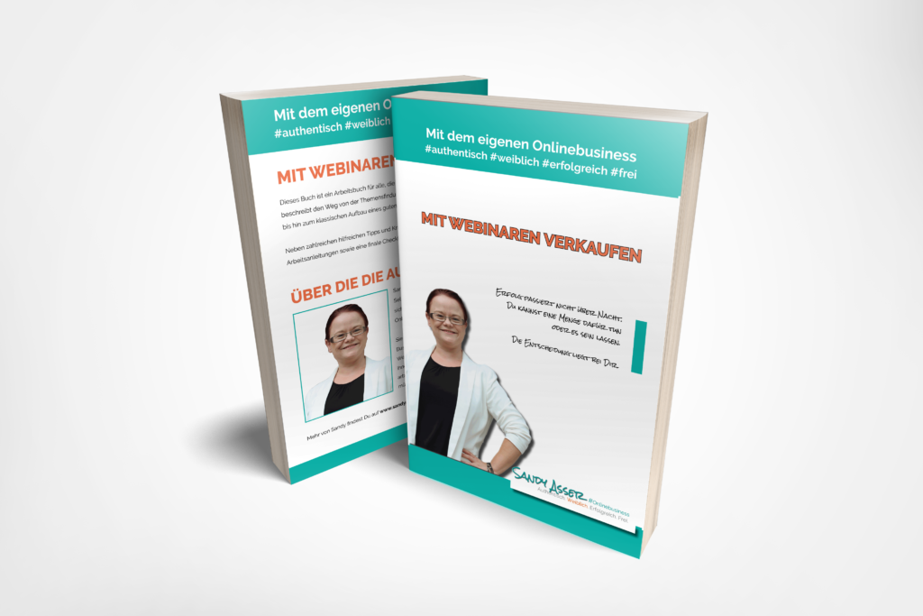 "E-Book ""Mit Webinaren verkaufen"""